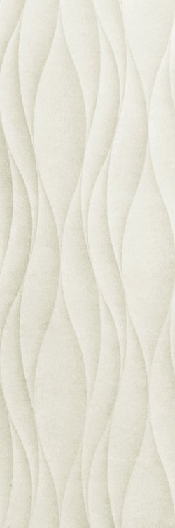 Durastone 3D Tile Bloom Crema Luna